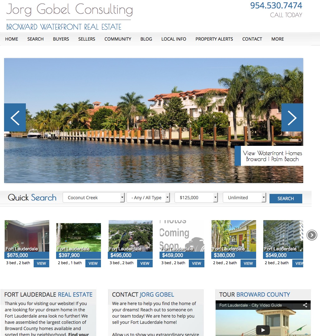 Real Estate Web Template 5
